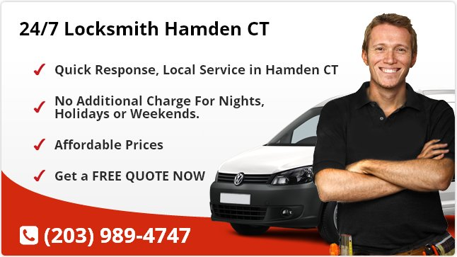 24 Hour Locksmith Hamden